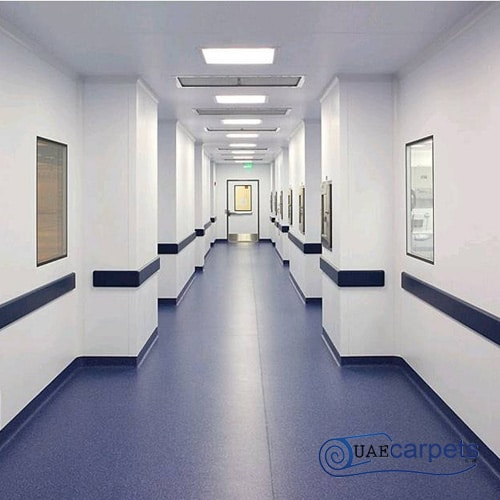 Clinic Vinyl Flooring
