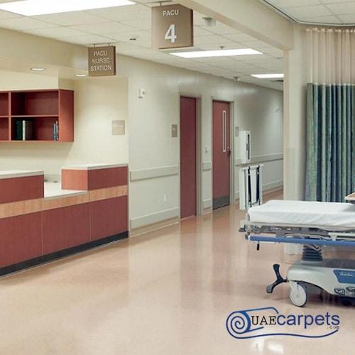 Hospitals Vinyl Flooring