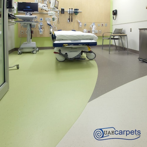 Laboratories Vinyl Flooring