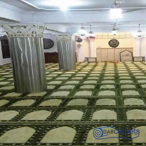 Masjid Floor