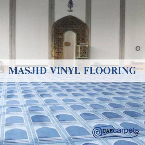 Masjid Vinyl Flooring
