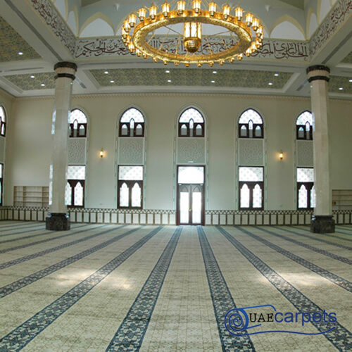 Mosque Floors