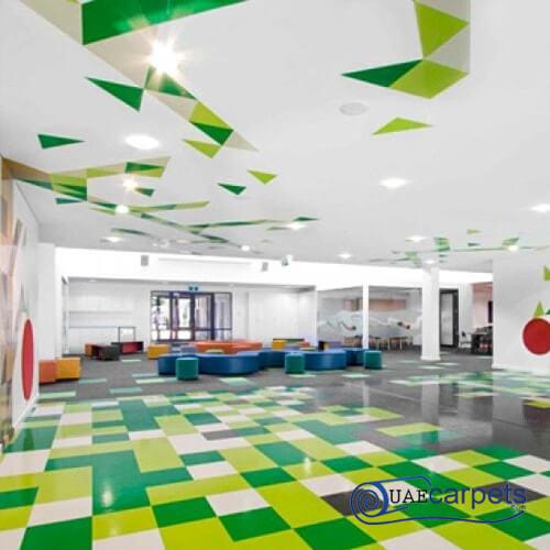 Nurseries vinyl flooring