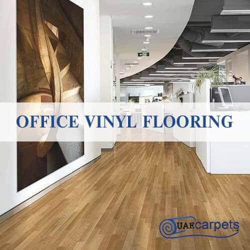 Office Vinyl Flooring