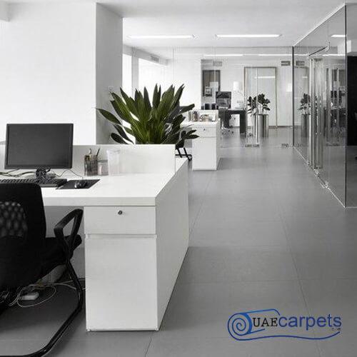 Office Vinyl Floors