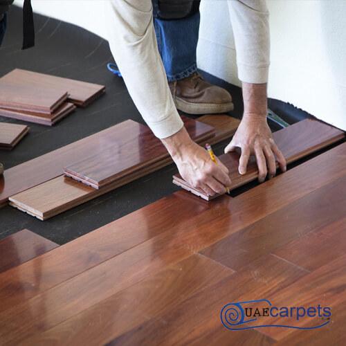 Parquet Laminate Flooring Installation