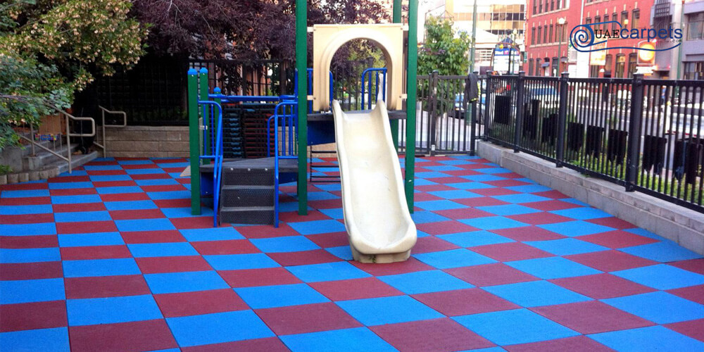 Rubber-Playground-Tiles