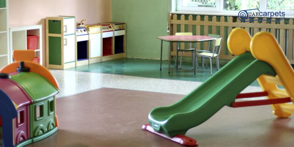 Schools-&-Nurseries-vinyl-flooring