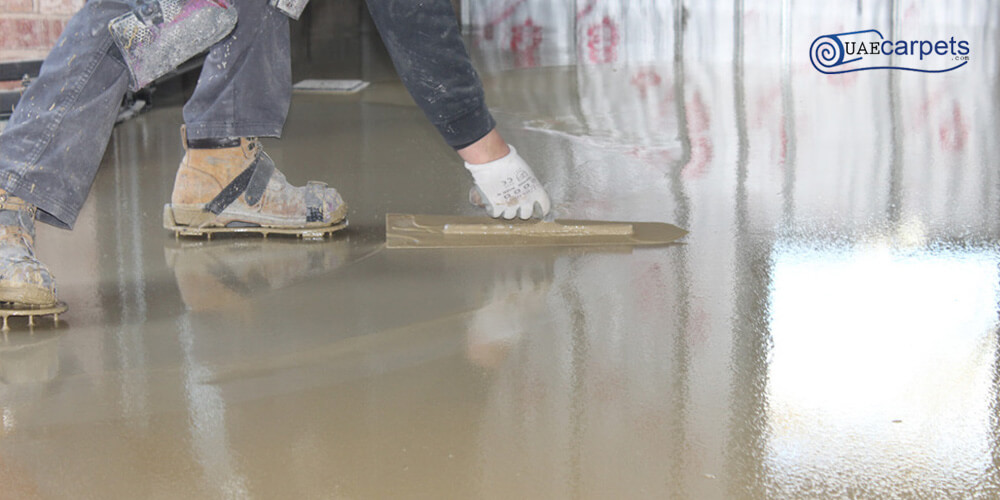 Choose a Reliable Service from Self Leveling Floor Services for Your Home