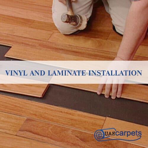 Parquet Wooden Vinyl And Laminate Flooring Installation