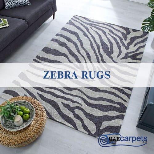 Zebra Rugs