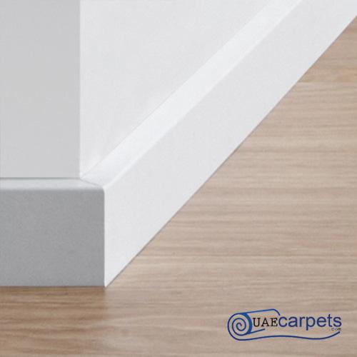 aluminium wall skirting