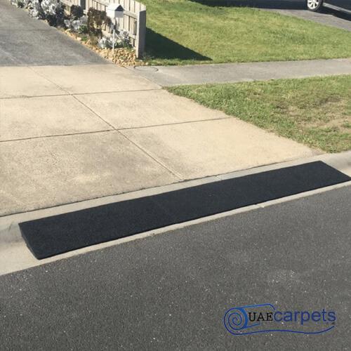 angled entry mat