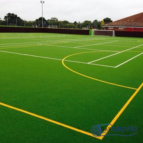 artificial grass golf green