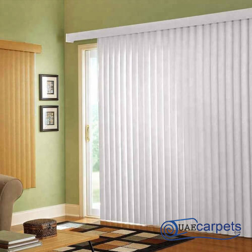 automatic vertical blinds