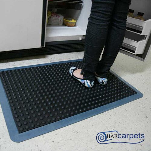 bubble rubber stable mats