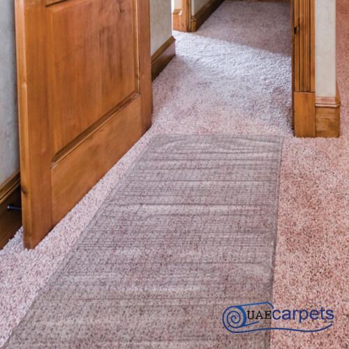 carpet and vinyl