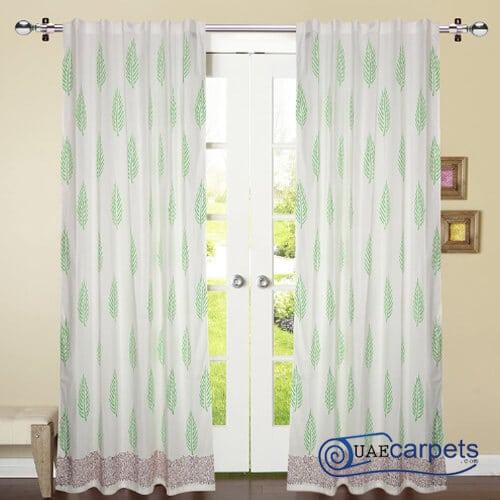 cotton blackout curtains