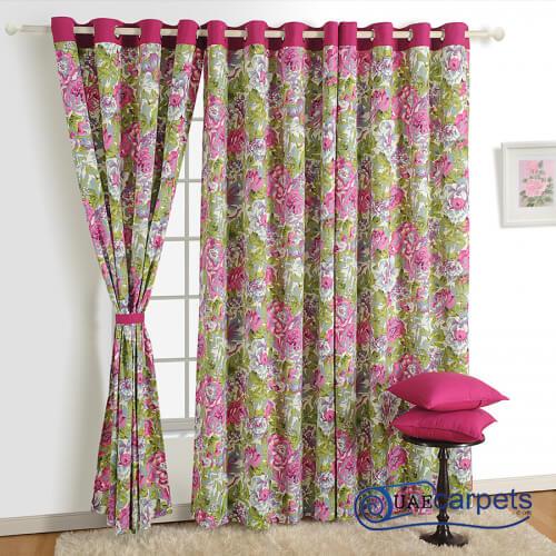 cotton voile curtains