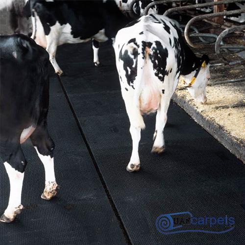 cow cubicle mats