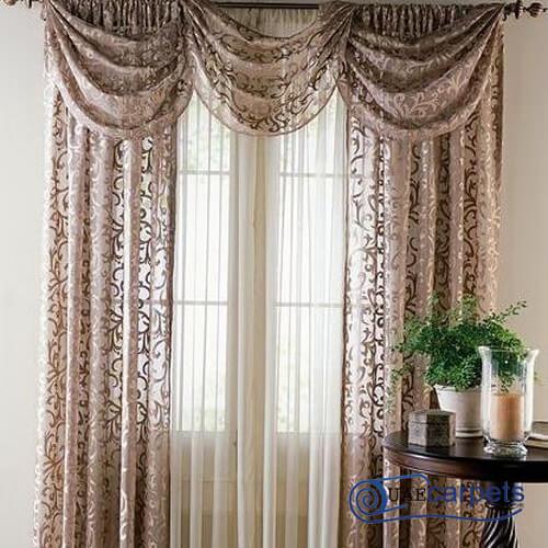 designer curtains online