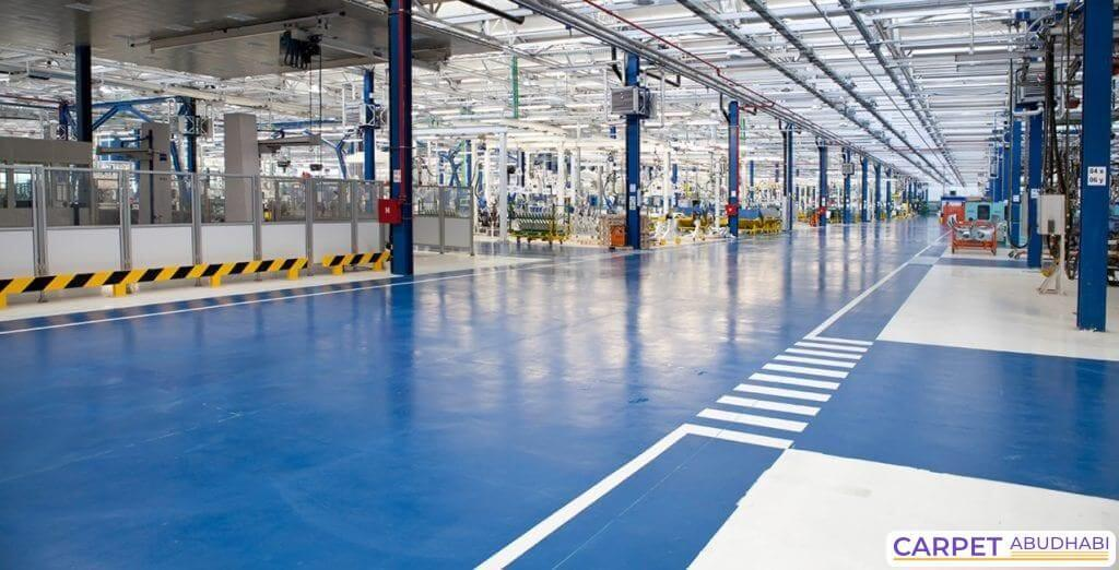 factory outlet flooring