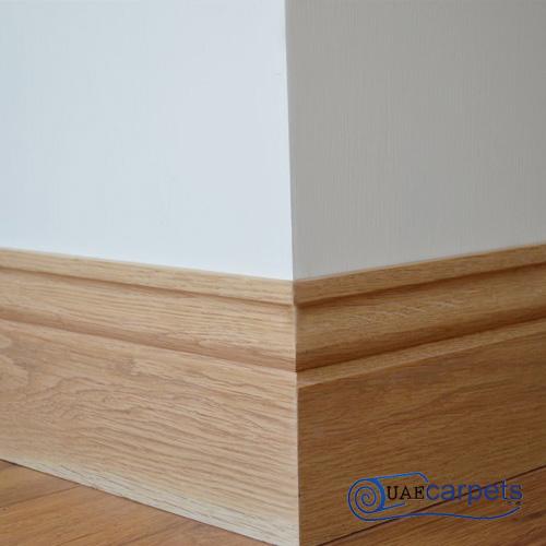 hardwood skirting