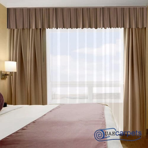 hotel blackout curtains