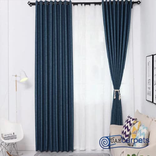 hotel room curtains