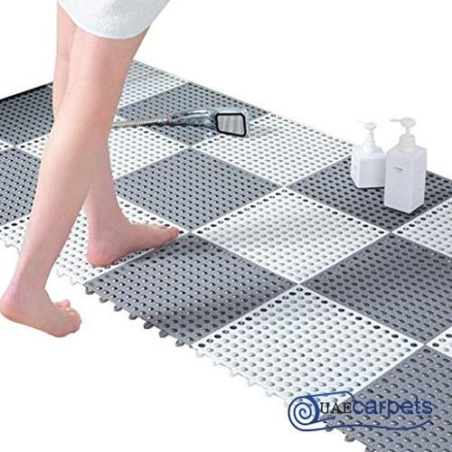 interlocking floor mats