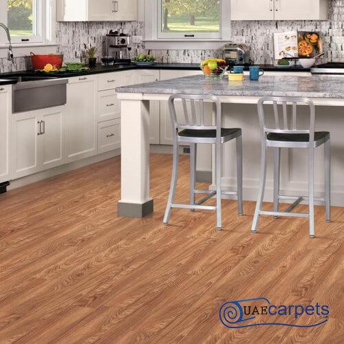 kitchen floor lino