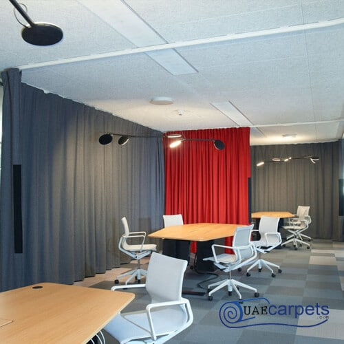 office curtains price