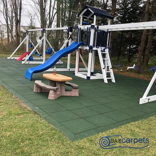 outdoor playground mats