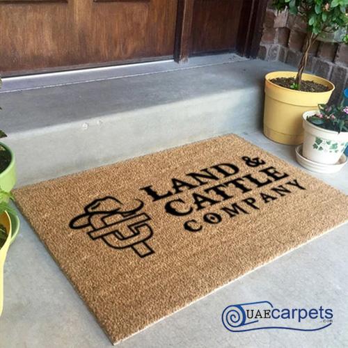 personalised door mats