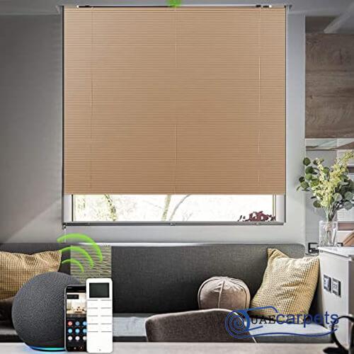 remote control venetian blinds