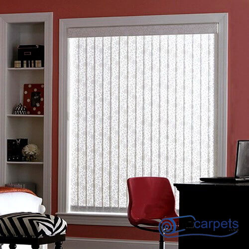 remote control vertical blinds