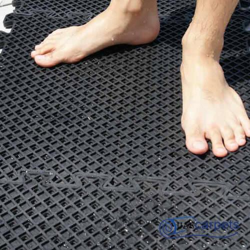 rubber drainage tiles