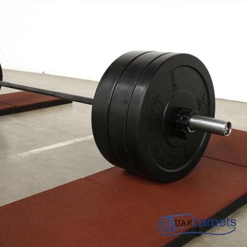 rubber gym flooring