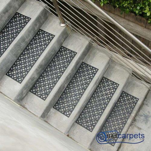 rubber stair mats