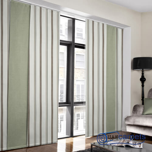 sliding panel blinds