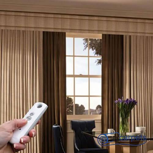 smart curtain rail
