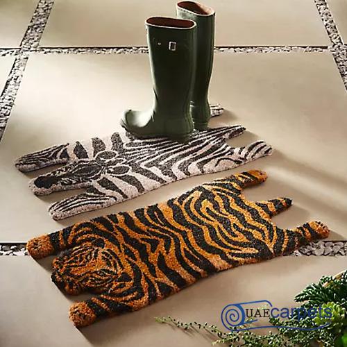 tiger area rug