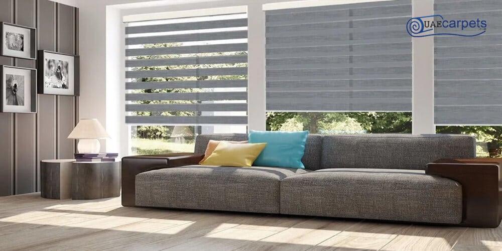 vertical blinds dubai