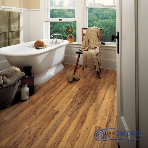 waterproof bathroom flooring