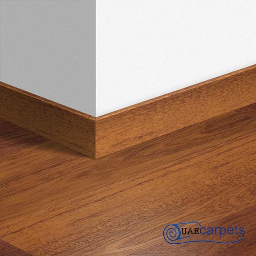 wooden skirting board