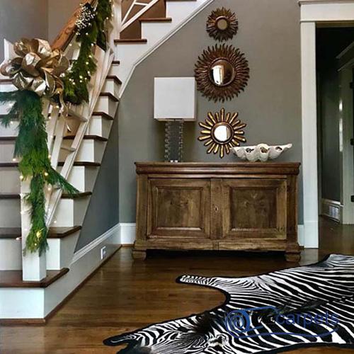 zebra skin for sale