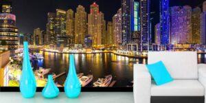 Buy High-Quality Dubai Wallpaper | UAE Carpets