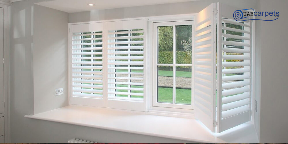 The Best Quality Shutters Blinds on Uae Carpets