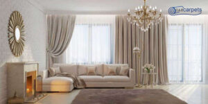 How To Soften Your Dining Room With Curtains or Drapes In Dubai