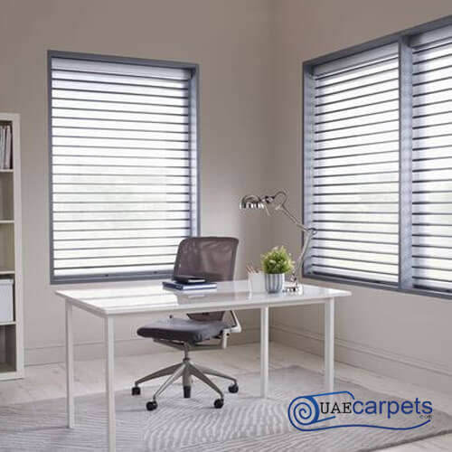 office curtains vertical blinds